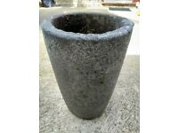 smelting pot