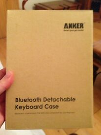 Bluetooth keyboard case for Ipad mini 2