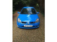 RENAULT CLIO 182 SPORT CUP