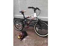 "Boys 18"" Raleigh 'hotrod' bike"