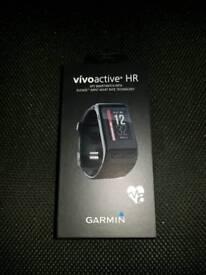 Garmin Vivoactive HR *brand new*