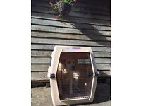 X2 Petmate Deluxe Vari Kennel for sale