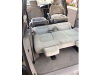 Black Kia Sedona Automatic Diesel mot'd large family 7 seater