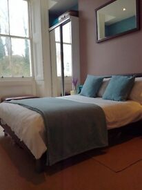 Beautiful, fully furnished, one bedroom flat in central Brighton available from March 14th