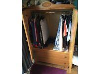 Bespoke children's wardrobe