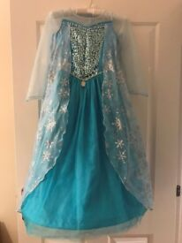 Disney Frozen Elsa Dress with Shoes