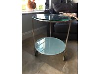 Modern Side table / Cocktail display