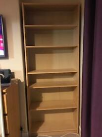Ikea Billy Bookcase Bookshelf Birch