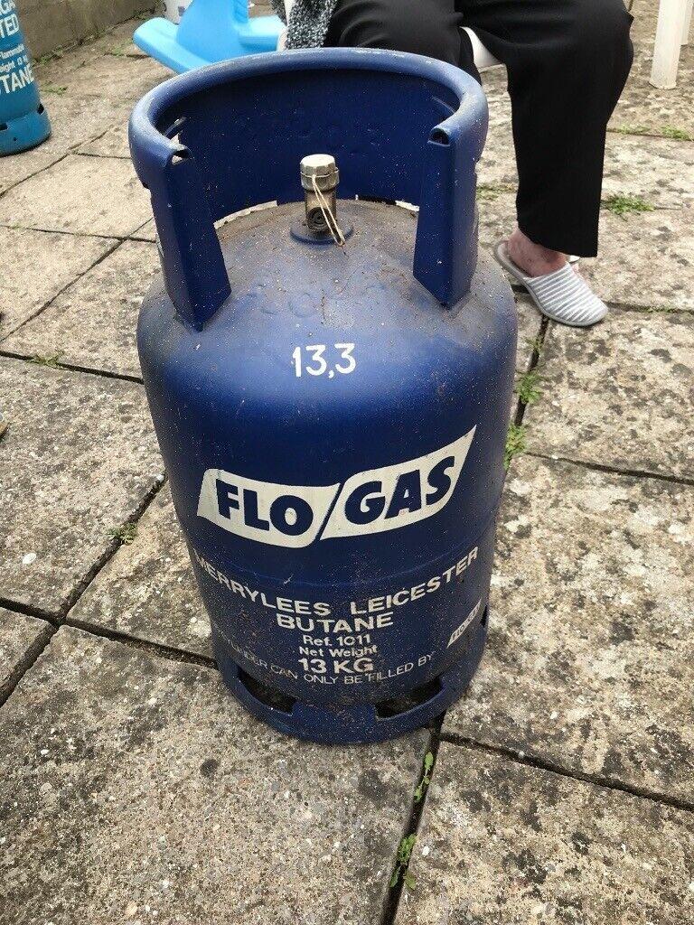 FloGas Gas Bottle Empty | in Fairwater, Cardiff | Gumtree