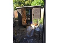 12ft X 8ft Shed good condition