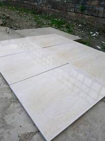High Quality Ceramic Gloss Marble Wall & Floor tiles, 96 Packs Available!! 50%+ Off Rrp!