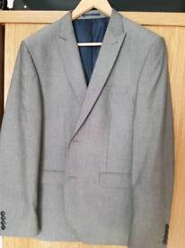 Next men suit slim fit 42R