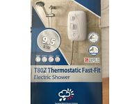 Electric shower brand new still in the box
