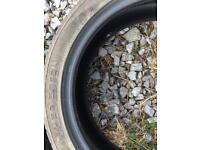 205/45/17 Winter tyres