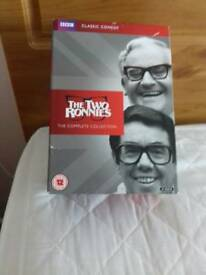 Box set of the 2 Ronnie