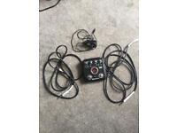 Electric guitar zoom G2 foot peddle