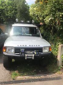 Land Rover discovery ES V8 Auto