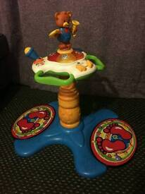 VTech sit-to-stand dancing tower