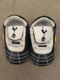 3-6 month spurs crib shoes