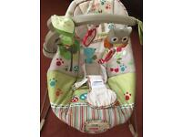 Fisherprice baby bouncer chair