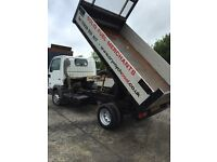 Nissan Cabstar 2004 tipper twin wheel