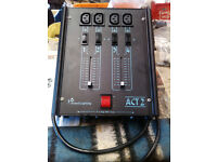 For sale strand lighting act 2 stage lighting unit