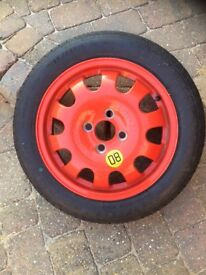 Ford space saver wheel £15.00