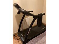 For sale virtually new Reebok Treadmill