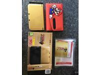 Nintendo 3ds Legend of Zelda limited edition & case