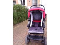 Baby Merc pushchair