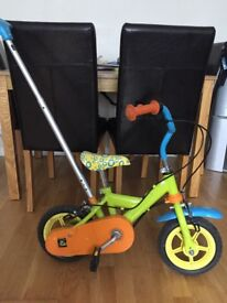 Children's bike for 2-5 year olds