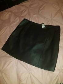 Black dress and skirt size 16