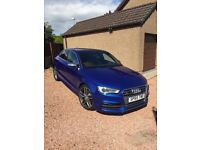 2015 Audi s3 saloon auto, pan roof, full leathers