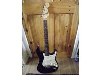 1996 Fender 50th anniversary Squier stratocaster