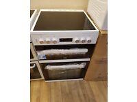 New Beko electric cooker 60cm