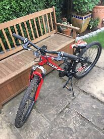 Boy's bike suitable for 10 year old