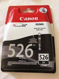Canon Pixma printer ink - 526 - Black