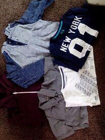 Boys bundle of Clothes aged 8-9