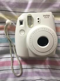 Fujifilm intax 8 camera