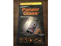 Panzer Glass protector - new - IPhone 6/6S