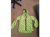 Unisex ski jacket size x small