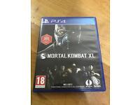 Mortal Kombat XL - PS4 Game