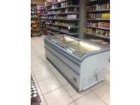 Two large quality chest freezers in very good condition .