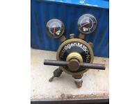 Gas regulators BOC hydrogen,nitrogen etc