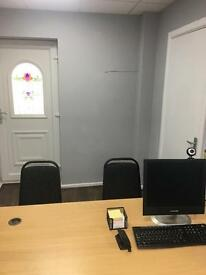OFFICE TO LET IN COVENTRY GROUND FLOOR