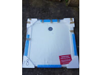 SHOWER TRAY STONE RESIN 900mm x 900mm x 35mm NEW