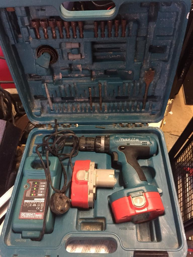 Makita drill £25 pounds only