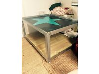 Shabby warehouse coffee table £50 ONO