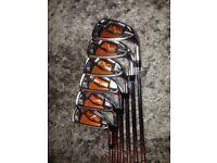 Golf Clubs - Cobra Irons Not Pings, Taylormade, Callaway, Titleist, Nike