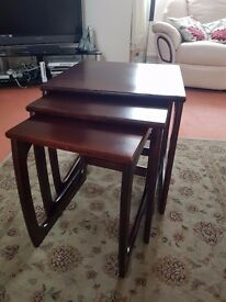 3 Nested Living Room Tables